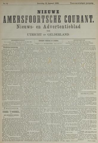 Nieuwe Amersfoortsche Courant 1893-01-21