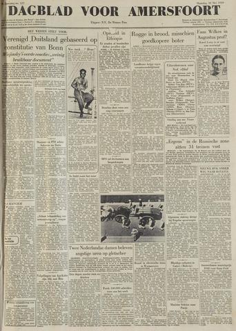 Dagblad voor Amersfoort 1949-05-30