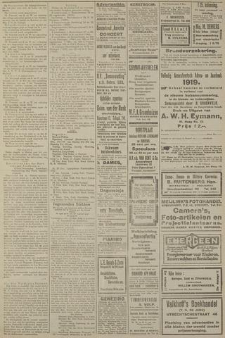 Amersfoortsch Dagblad / De Eemlander 1918-12-19