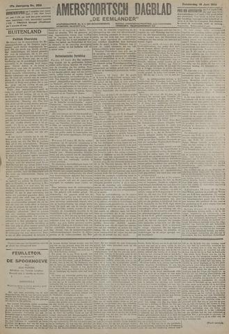 Amersfoortsch Dagblad / De Eemlander 1919-06-19
