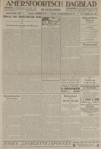 Amersfoortsch Dagblad / De Eemlander 1933-05-30