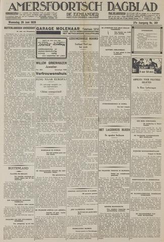 Amersfoortsch Dagblad / De Eemlander 1929-06-26
