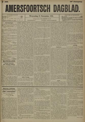 Amersfoortsch Dagblad 1911-11-15