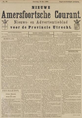 Nieuwe Amersfoortsche Courant 1900-05-19