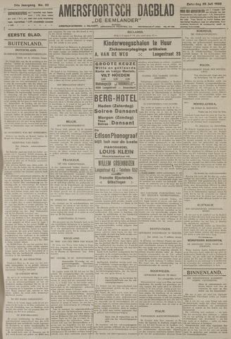 Amersfoortsch Dagblad / De Eemlander 1925-07-25
