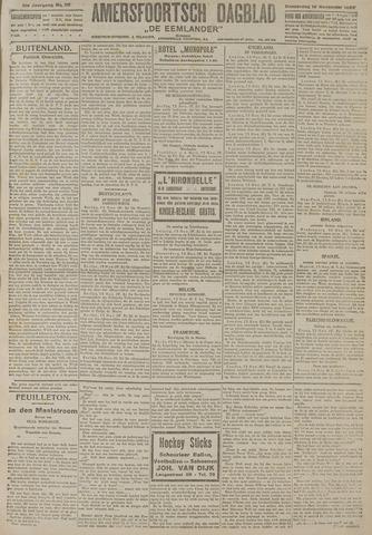 Amersfoortsch Dagblad / De Eemlander 1922-11-16