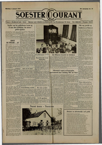Soester Courant 1972-01-04