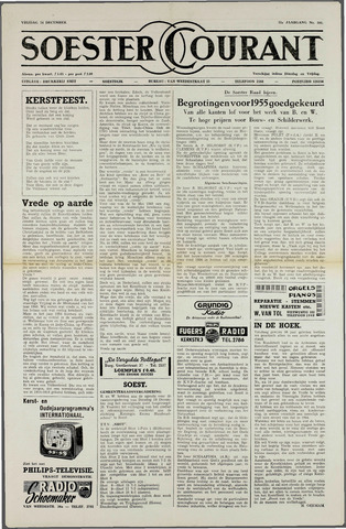 Soester Courant 1954-12-24