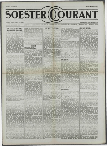 Soester Courant 1957-06-21