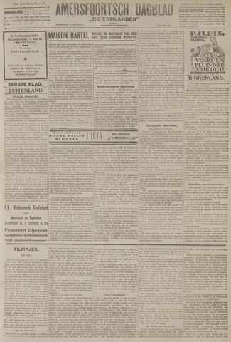 Amersfoortsch Dagblad / De Eemlander 1920-11-13