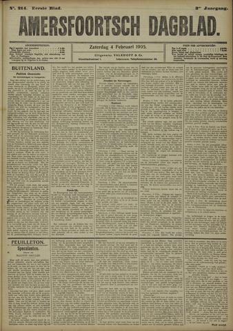 Amersfoortsch Dagblad 1905-02-04