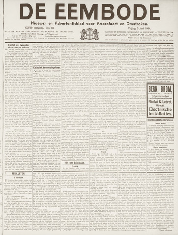 De Eembode 1914-06-05
