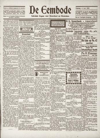 De Eembode 1932-06-14