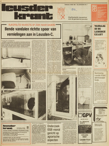 Leusder Krant 1981-05-19