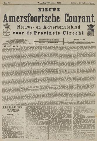 Nieuwe Amersfoortsche Courant 1908-12-09