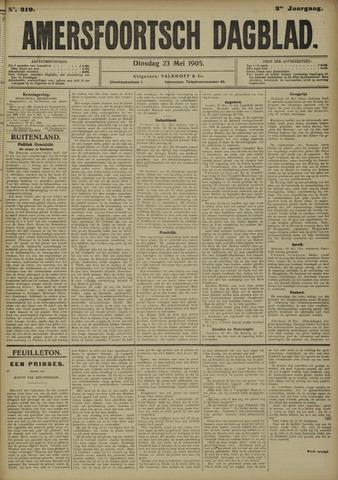 Amersfoortsch Dagblad 1905-05-23
