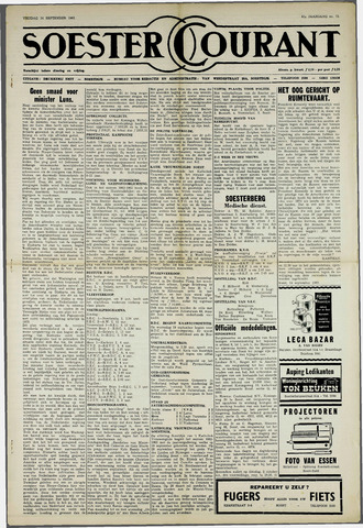 Soester Courant 1962-09-14