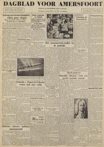 Dagblad voor Amersfoort 1946-10-03