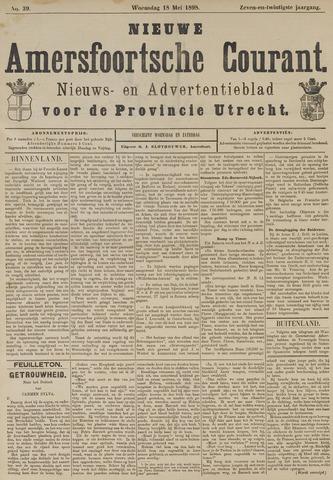 Nieuwe Amersfoortsche Courant 1898-05-18