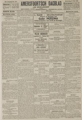 Amersfoortsch Dagblad / De Eemlander 1925-05-27