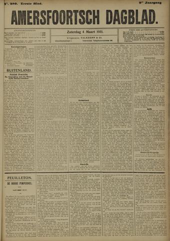 Amersfoortsch Dagblad 1911-03-04