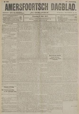 Amersfoortsch Dagblad / De Eemlander 1917-05-08