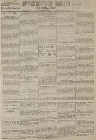 Amersfoortsch Dagblad / De Eemlander 1922-09-25