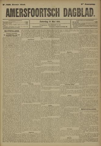 Amersfoortsch Dagblad 1911-05-13