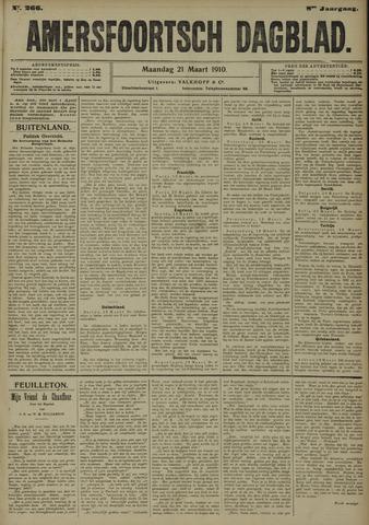 Amersfoortsch Dagblad 1910-03-21