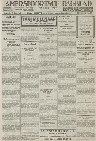 Amersfoortsch Dagblad / De Eemlander 1931-05-07