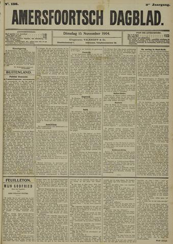 Amersfoortsch Dagblad 1904-11-15