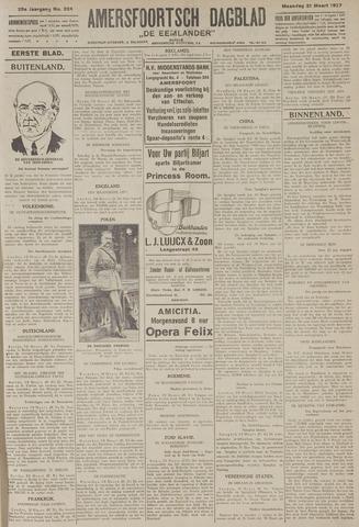 Amersfoortsch Dagblad / De Eemlander 1927-03-21
