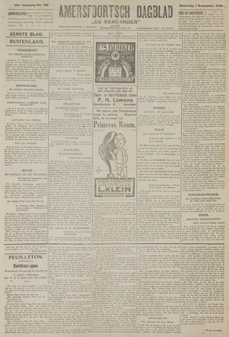 Amersfoortsch Dagblad / De Eemlander 1926-11-01