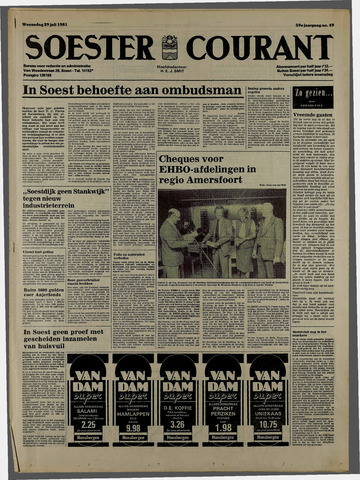 Soester Courant 1981-07-29