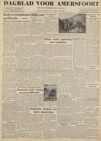 Dagblad voor Amersfoort 1946-12-17