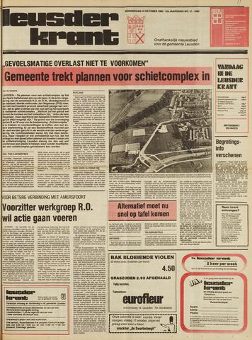 Leusder Krant 1980-10-16
