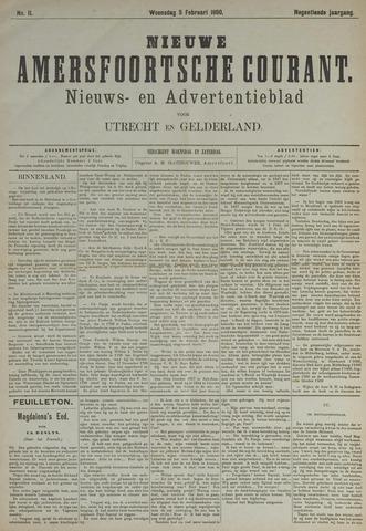 Nieuwe Amersfoortsche Courant 1890-02-05
