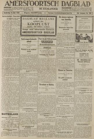 Amersfoortsch Dagblad / De Eemlander 1930-06-19