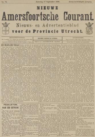 Nieuwe Amersfoortsche Courant 1898-09-17