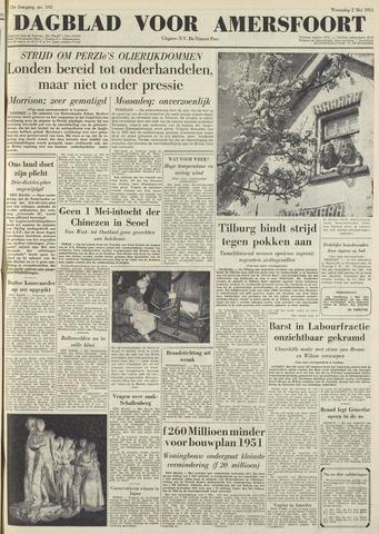 Dagblad voor Amersfoort 1951-05-02