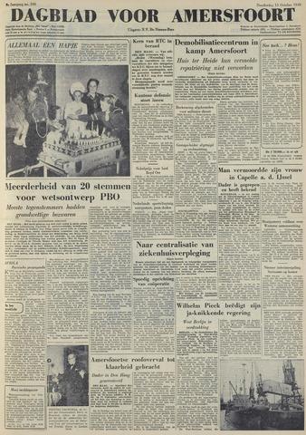 Dagblad voor Amersfoort 1949-10-13