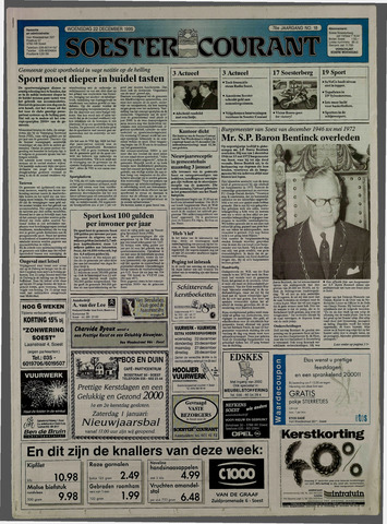 Soester Courant 1999-12-22