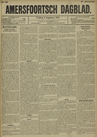 Amersfoortsch Dagblad 1905-08-04