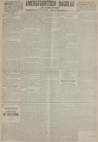 Amersfoortsch Dagblad / De Eemlander 1918-03-21