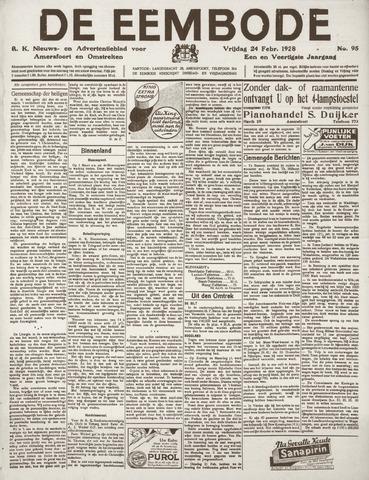 De Eembode 1928-02-24