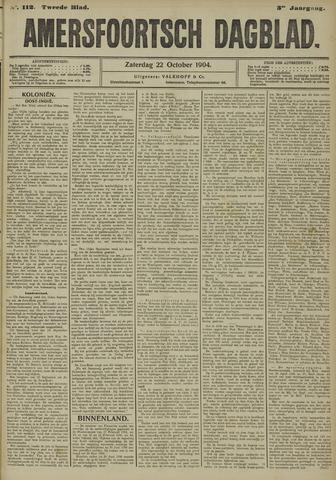 Amersfoortsch Dagblad 1904-10-22
