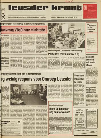 Leusder Krant 1984-03-13