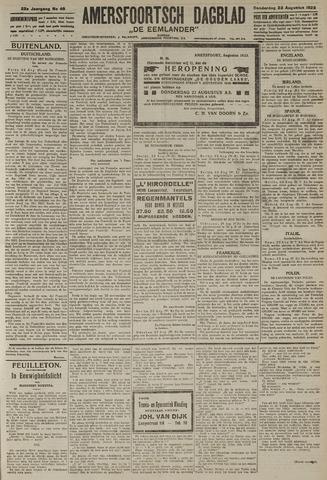 Amersfoortsch Dagblad / De Eemlander 1923-08-23