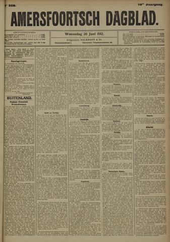 Amersfoortsch Dagblad 1912-06-26