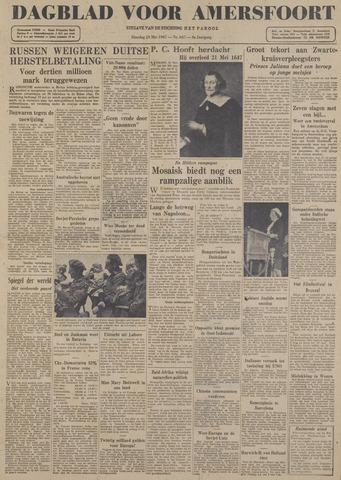 Dagblad voor Amersfoort 1947-05-20
